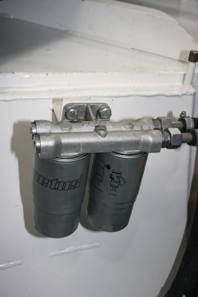 Vetus main engine oil filters